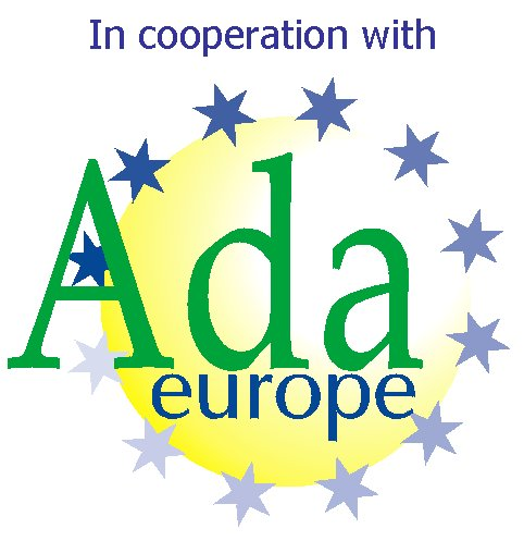[In Cooperation with Ada-Europe]